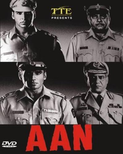 Aan - Men At Work Movie Poster