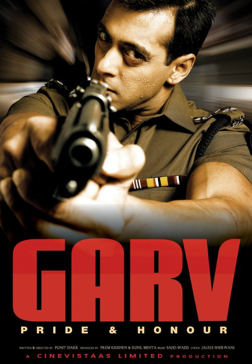 Garv: Pride and Honour Movie Poster