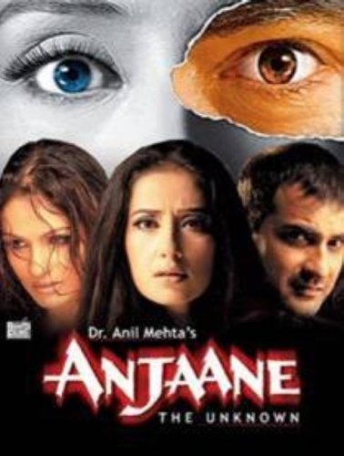Anjaane The Unknown Movie Poster