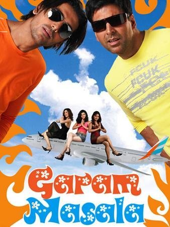 Garam Masala Movie Poster