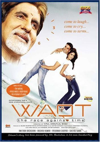 Waqt - The Race Against Time Movie Poster