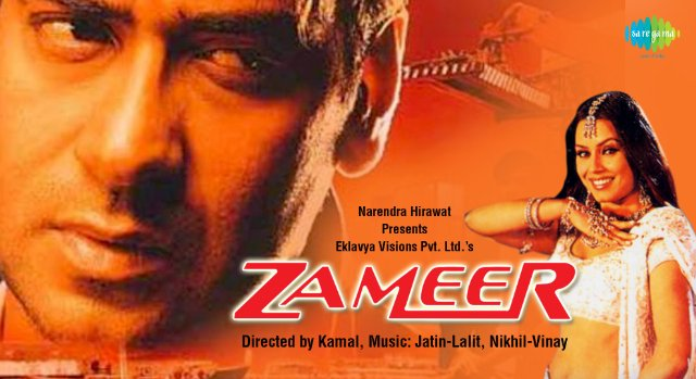 Zameer - The Fire Within Movie Poster