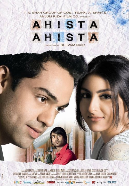 Ahista Ahista Movie Poster