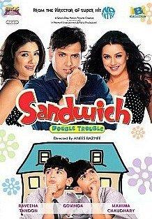 Sandwich Movie Poster