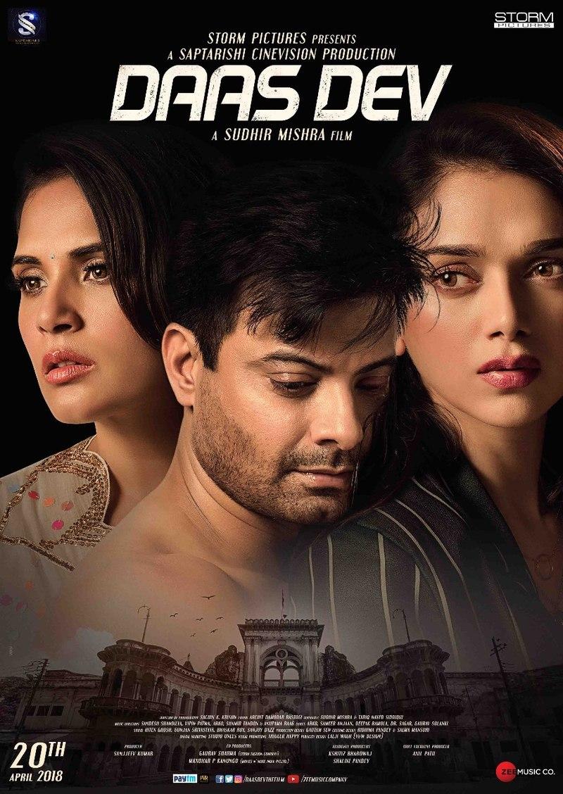 Daas Dev (2018) First Look Poster