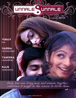 Unnale Unnale Movie Poster