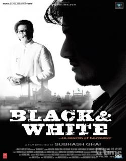 Black & White (2008) - Hindi