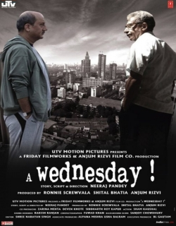 A Wednesday (2008) - Hindi