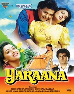 Yaraana Movie Poster