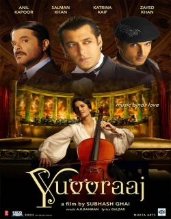 Yuvvraaj Movie Poster