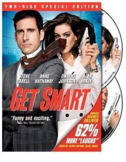 Get Smart Movie Poster