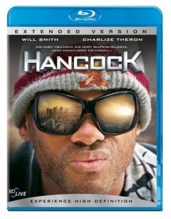 Hancock Movie Poster