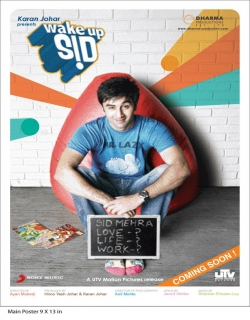 Wake Up Sid Movie Poster