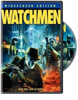 Watchmen Movie Poster