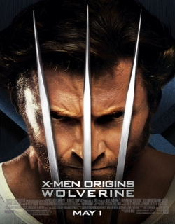 X-Men Origins: Wolverine Movie Poster