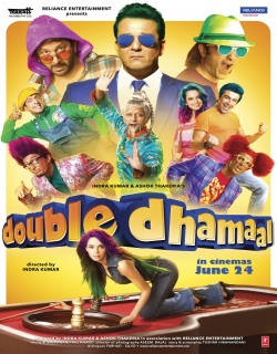 Double Dhamaal (2011) - Hindi