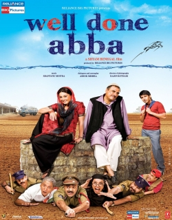Well Done Abba Movie Poster