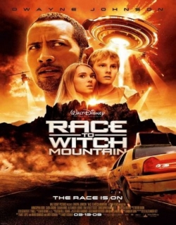 Race to Witch Mountain (2009) - English