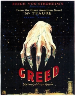 Greed Movie Poster
