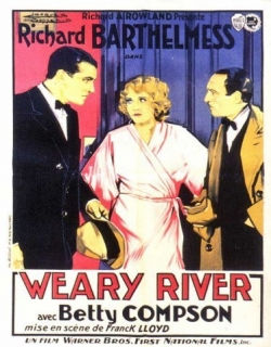 Weary River Movie Poster
