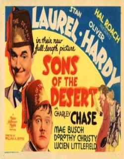 Sons of the Desert (1933) - English