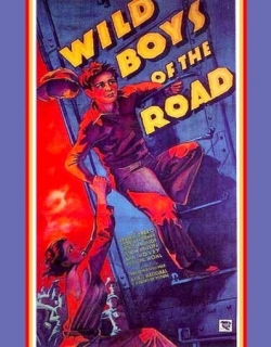 Wild Boys of the Road Movie Poster