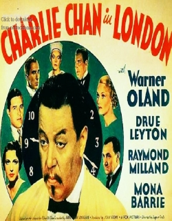 Charlie Chan in London (1934) - English