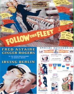 Follow the Fleet Movie Poster