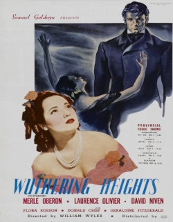 Wuthering Heights Movie Poster
