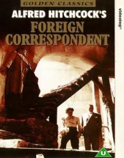 Foreign Correspondent Movie Poster