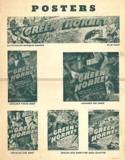 The Green Hornet (1940)
