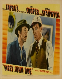 Meet John Doe (1941) - English