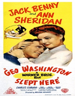 George Washington Slept Here Movie Poster