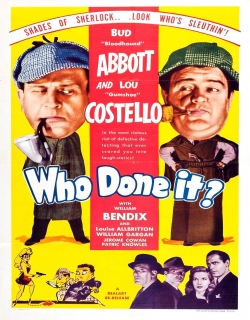 Who Done It? Movie Poster