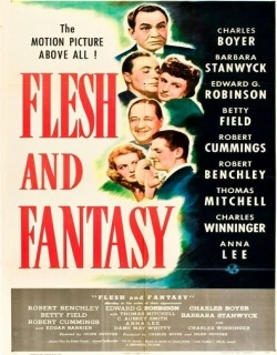 Flesh and Fantasy Movie Poster
