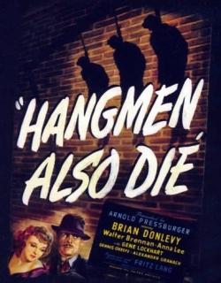 Hangmen Also Die! Movie Poster