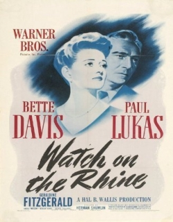 Watch on the Rhine Movie Poster
