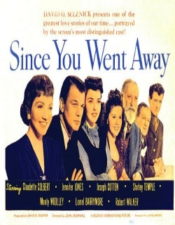 Since You Went Away (1944) - English