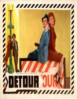 Detour (1945) - English