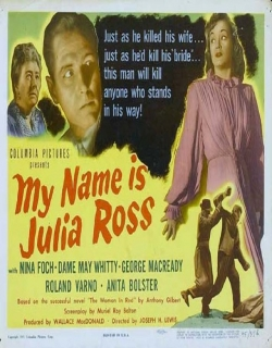 My Name Is Julia Ross (1945) - English