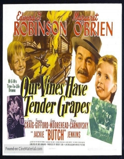 Our Vines Have Tender Grapes (1945) - English