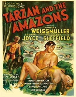 Tarzan and the Amazons (1945) - English