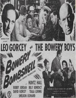 Bowery Bombshell (1946) - English