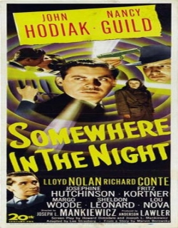 Somewhere in the Night (1946) - English