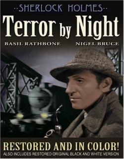 Terror by Night (1946) - English