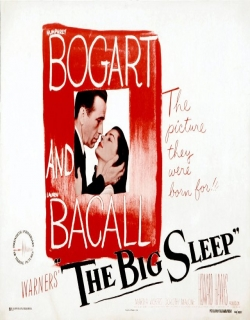 The Big Sleep (1946) - English
