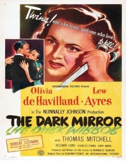 The Dark Mirror (1946) - English