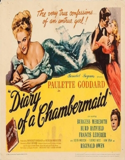 The Diary of a Chambermaid (1946) - English