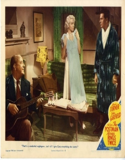 The Postman Always Rings Twice (1946) - English