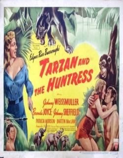Tarzan and the Huntress (1947) - English
